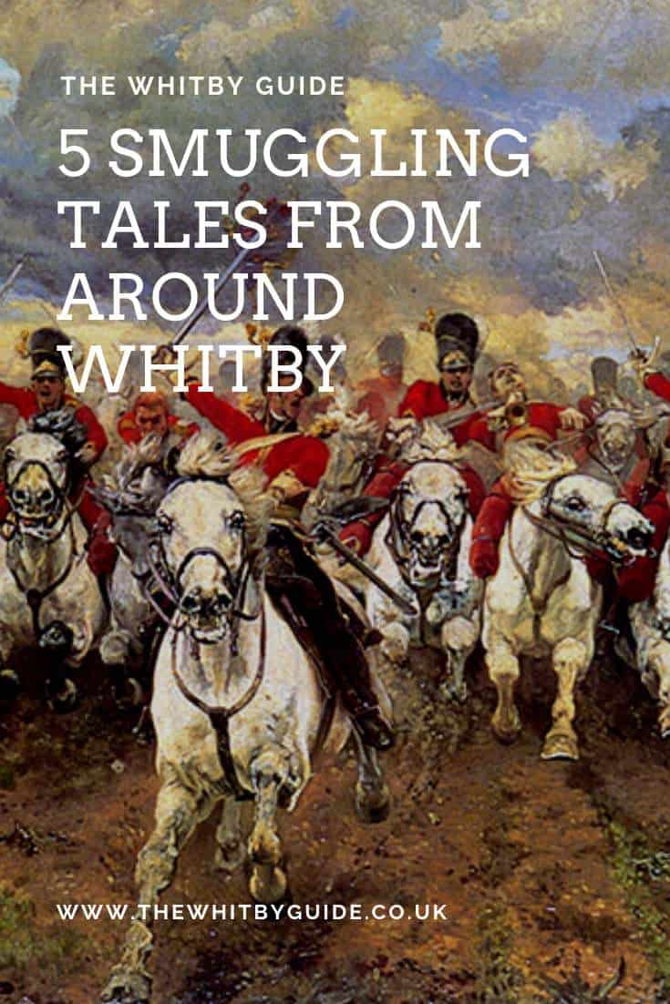 5 Smuggling Tales From Around Whitby