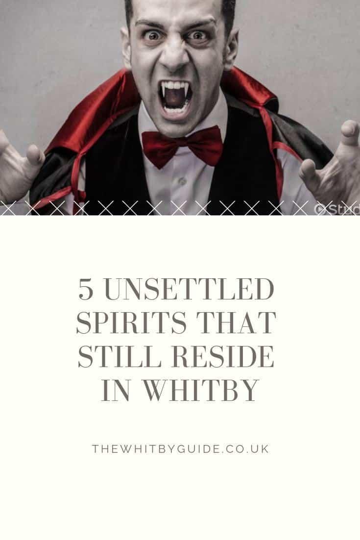 5 Unsettled Spirits That Still Reside In Whitby