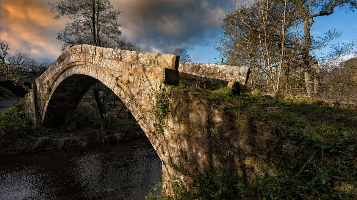 Beggars Bridge Glaisdale