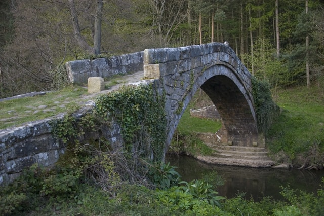 Beggers Bridge in Glaisdale