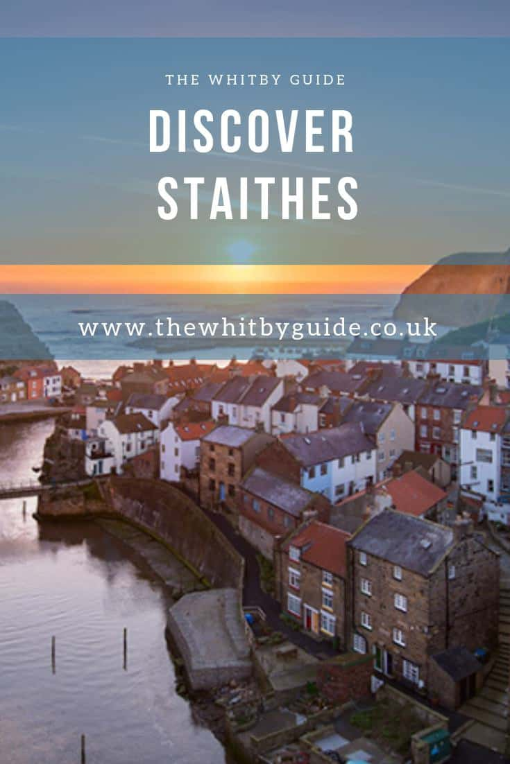Discover Staithes