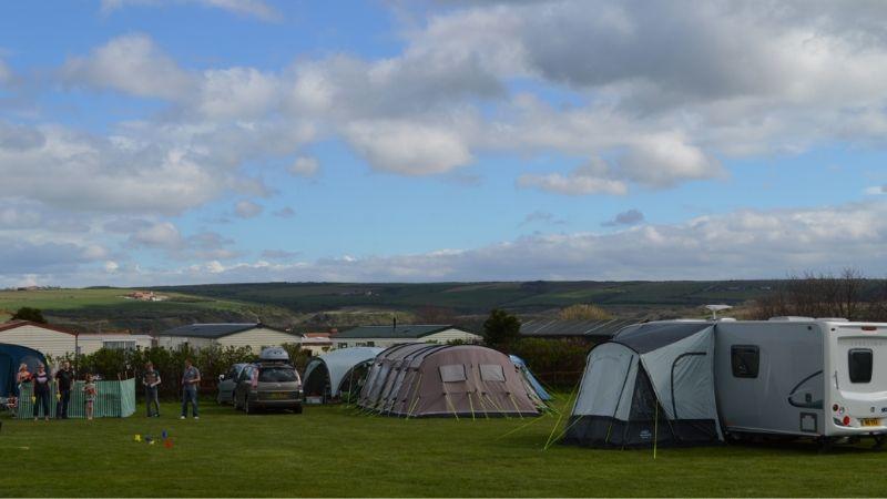 Runswick Caravan Park & Campsite Near Whitby