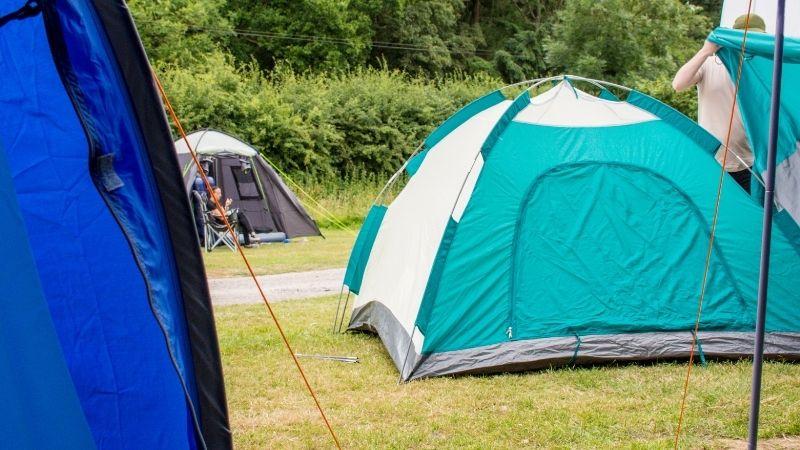 Whitby Camping at York House Caravan Park