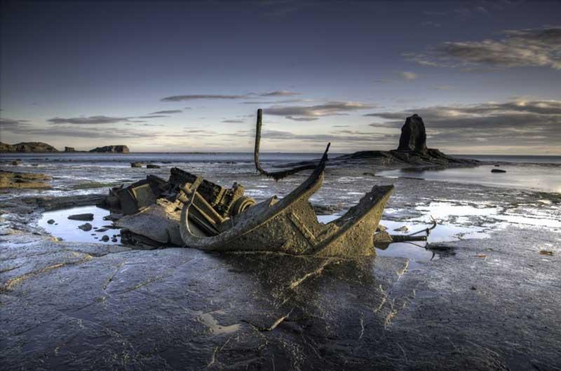 Admiral Von Tromp Shipwreck
