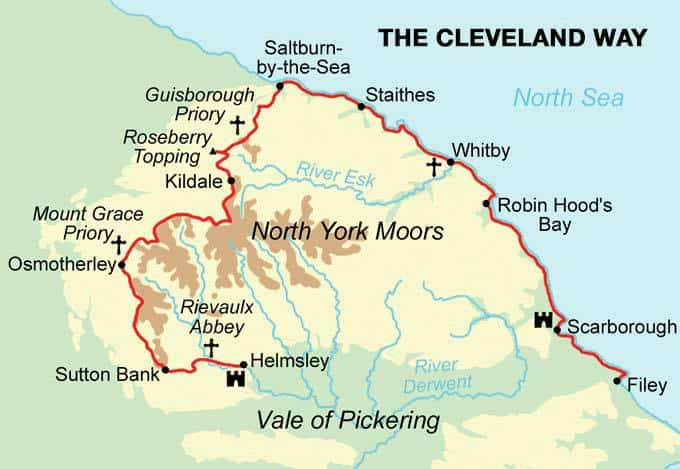 The Cleveland Way