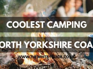Coolest camping North Yorkshire Coast