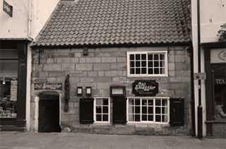 Old Smugglers Café Whitby