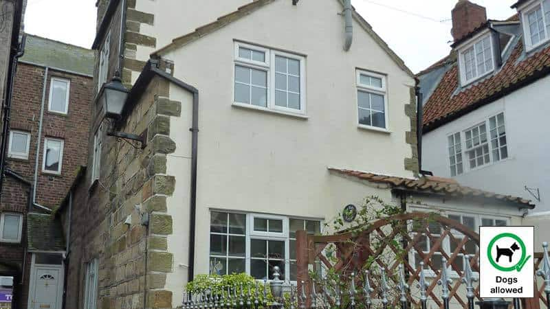 Seashell Whitby Cottage Dog Friendly With Parking