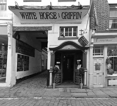 White Horse and Griffin Whitby
