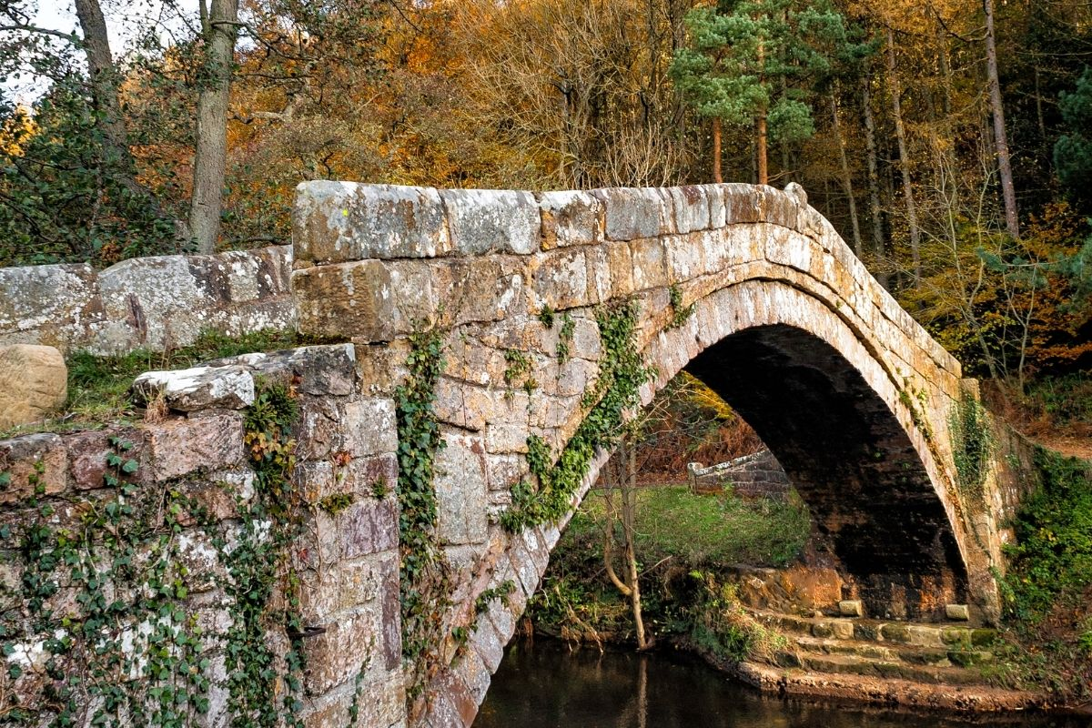 Glaisdale Beggars Bridge