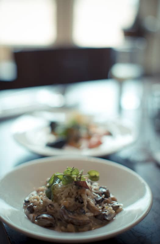 Risotto of the Day; Harry's Bar Review