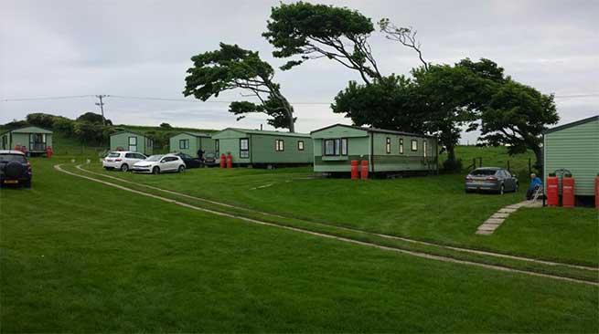 High Straggleton Farm Caravan Site