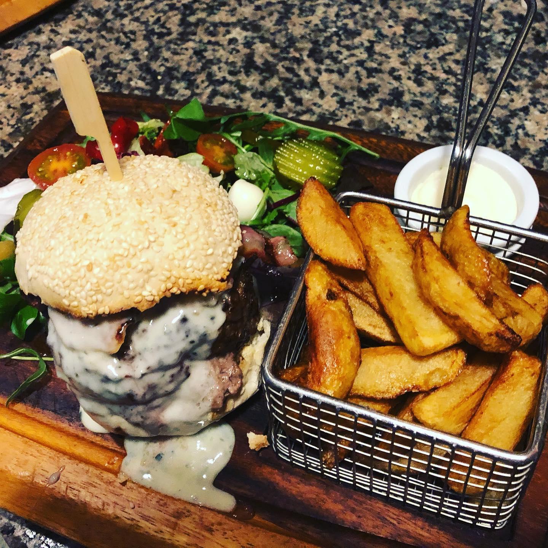 Moutreys Burger