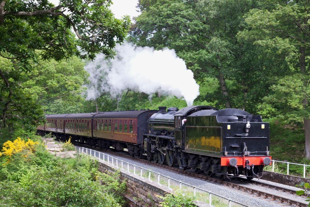 North York Moors Railway Pickering