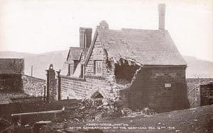 Whitby Abbey Bombing