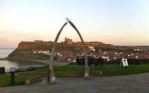 Whitby Facts - Whalebone Arch