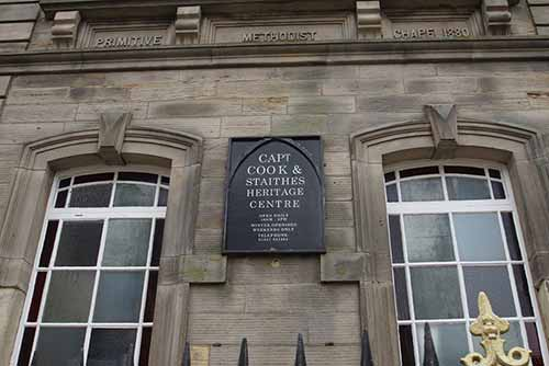 The Captain Cook and Staithes Heritage Center