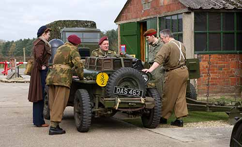 Eden Camp Wartime Museum