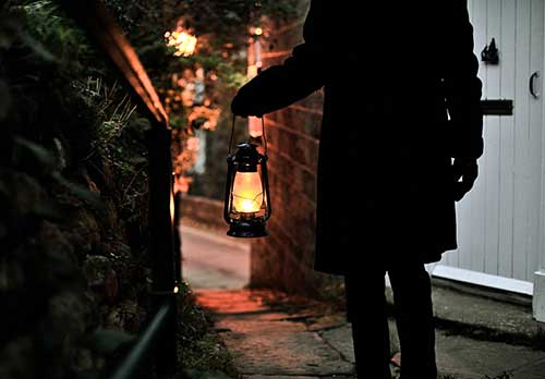 The Robin Hood's Bay Ghost Walk