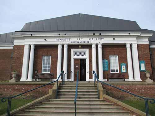 Whitby Pannett Park Museum