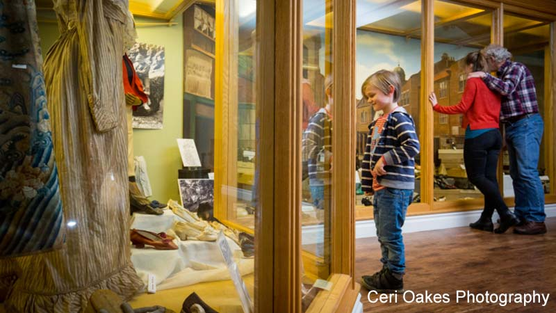 Learn more about Whitby history at the Whitby Museum