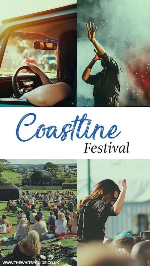 Coastline Festival at Crossbutts in Whitby