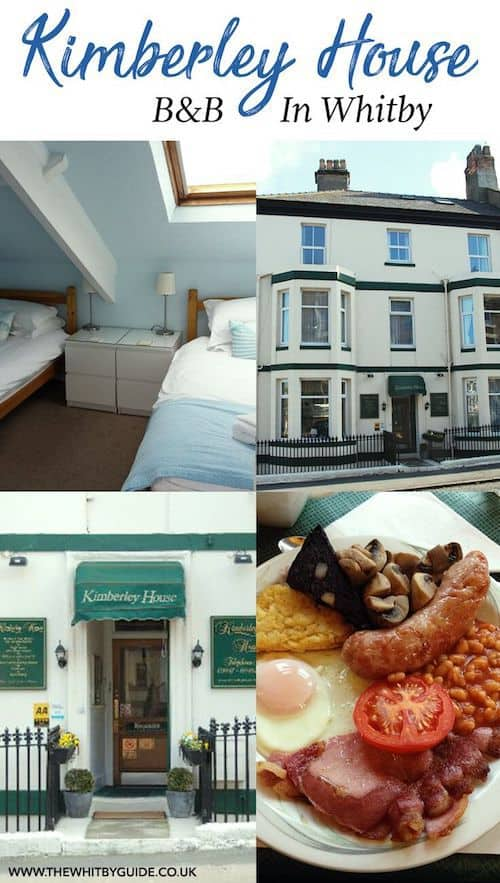 Kimberley house bed and breakfast whitby