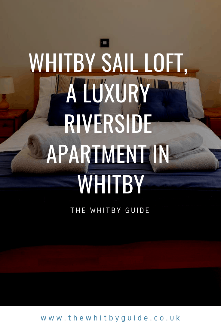 Whitby Sail Loft, A Luxury Riverside Apartment In Whitby