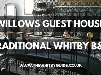 Willows Guest House; Traditional Bed and Breakfast in Whitby