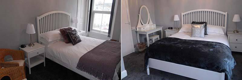 Kimberley House Rooms