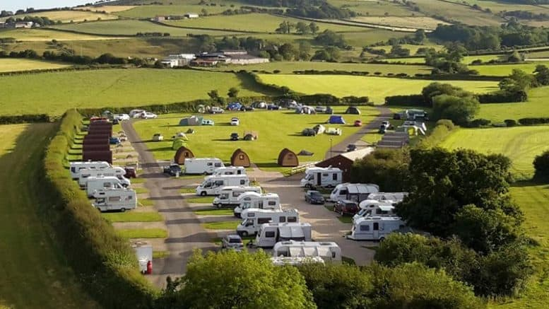 Middlewood Farm Campsite Near Whitby