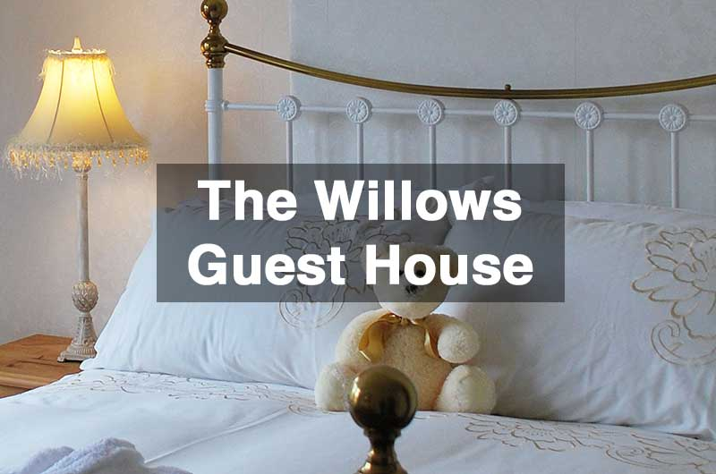 The Willows Guest House in Whitby