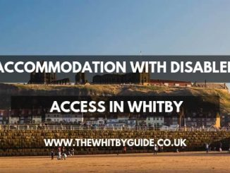 Accommodation with Disabled Access in Whitby - Header