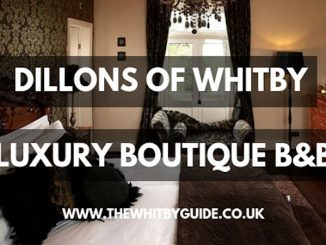 Dillons Of Whitby; Luxury Boutique B&B