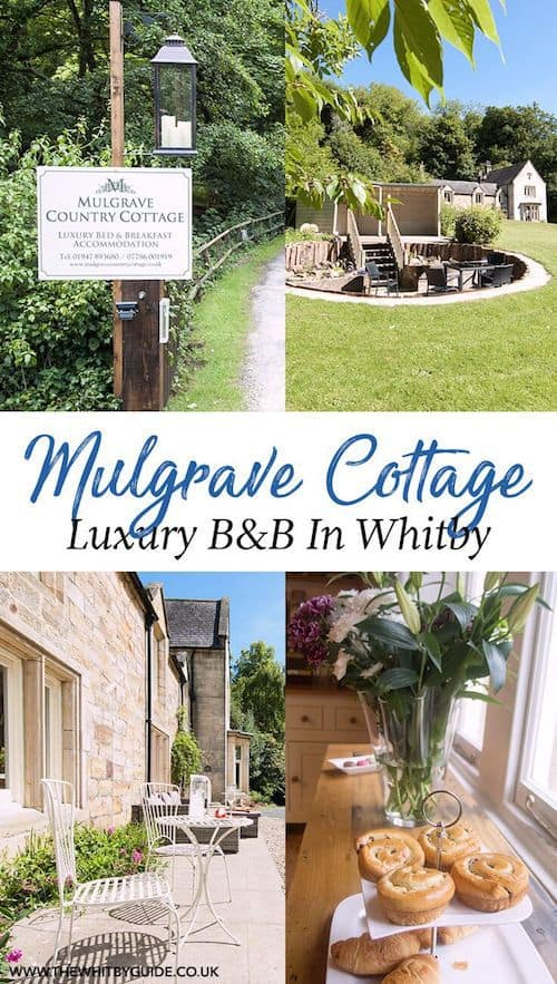 Mulgrave Cottage Luxury Bed and Breakfast, Sandsend, Near Whitby
