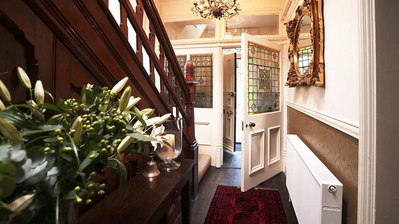 Dillons of Whitby a luxury bed and breakfast next to Pannett Park