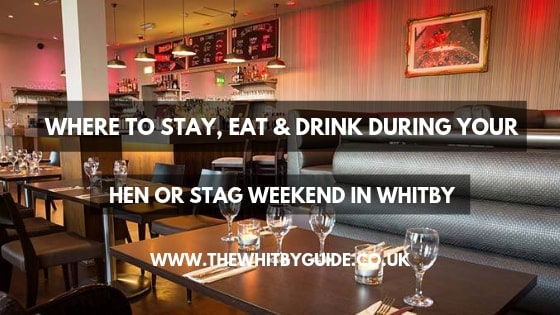 Whitby Hen & Stag Weekends - Header