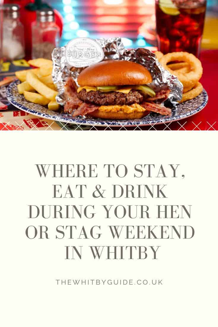Whitby Hen & Stag Weekends