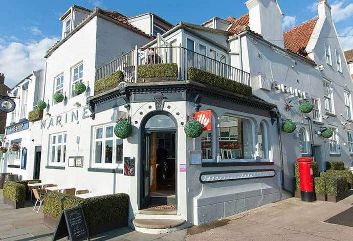 The Marine Hotel in Whitby