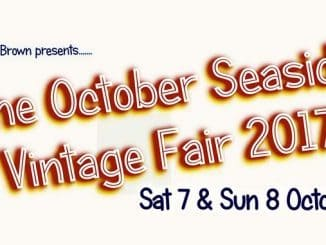 Seaside Vintage Fair
