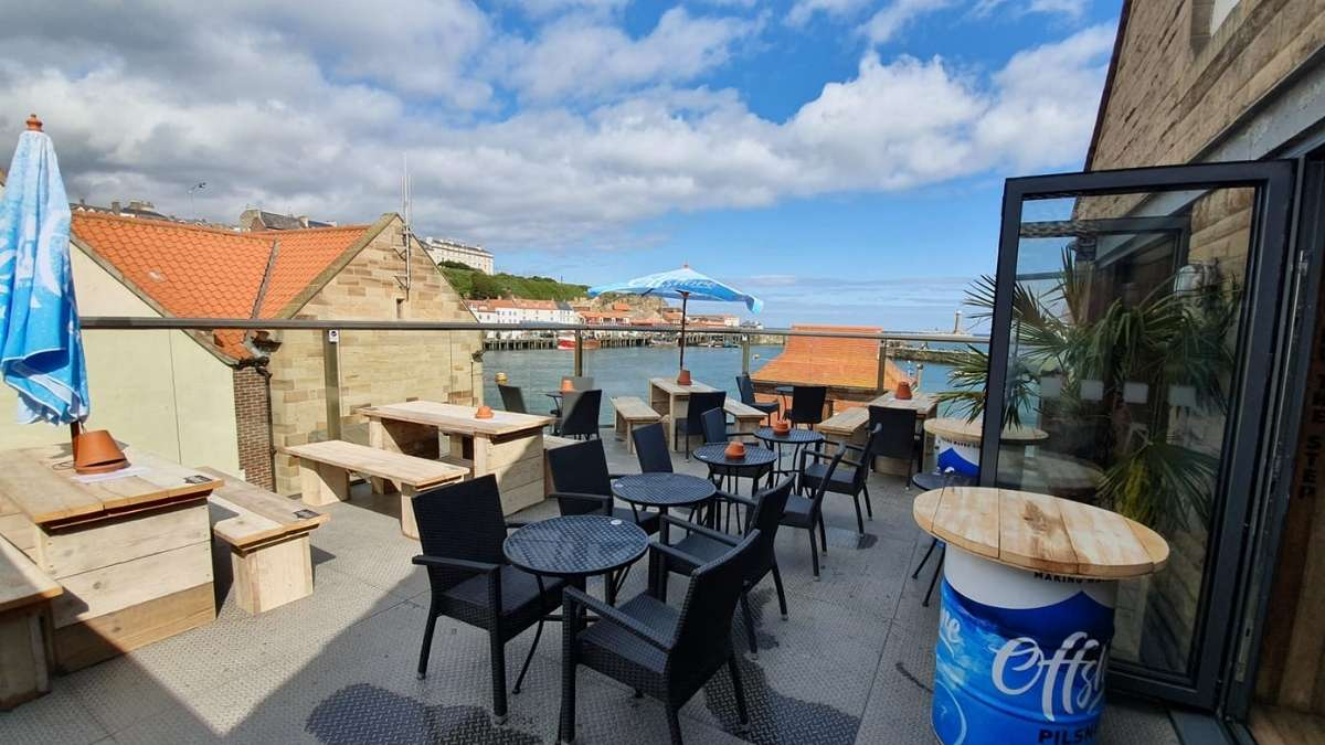 Abbey Wharf offers fantastic harbour views