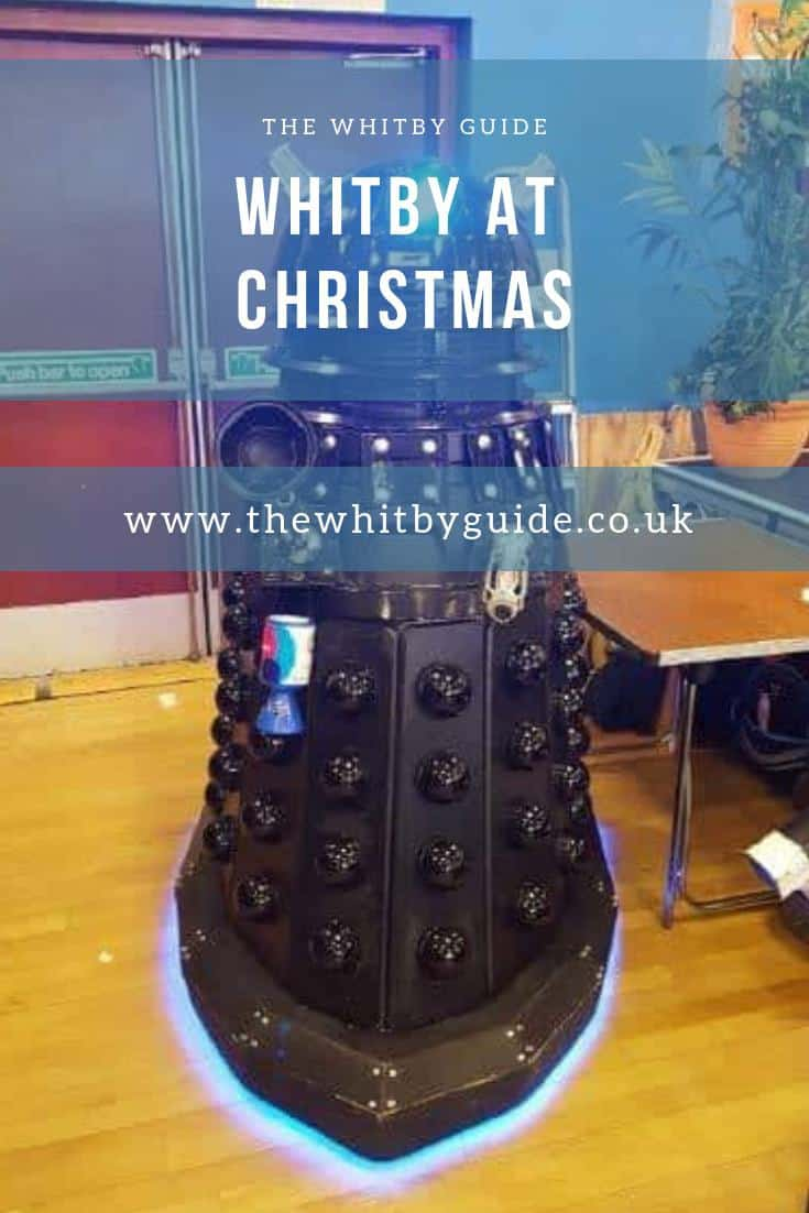 Whitby At Christmas
