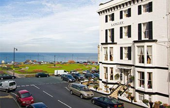 The Langley 5 Star Hotel in Whitby