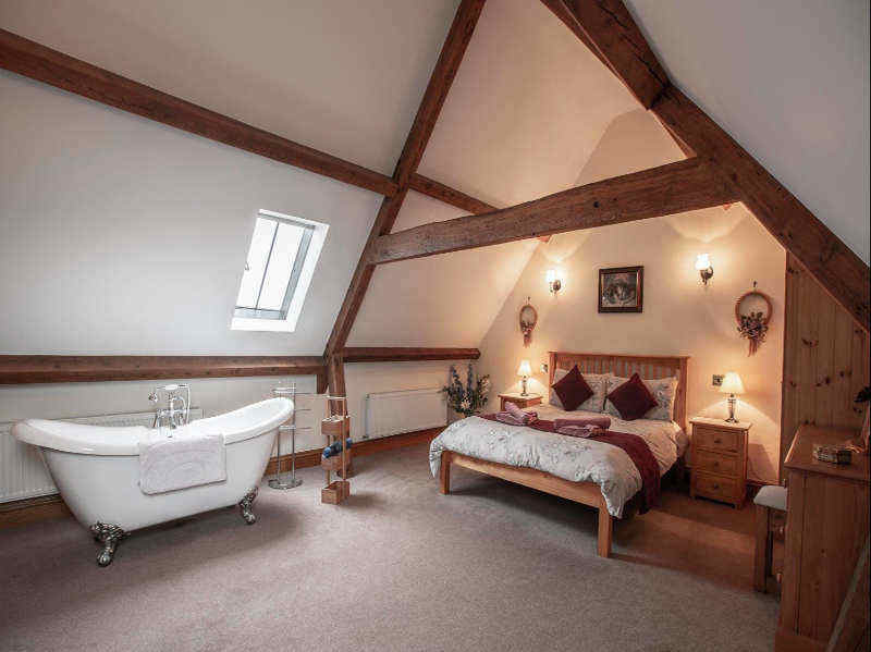 Lucys Lodge; a romantic Christmas cottage; Sandsend Bay Holiday Cottages