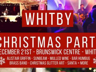 Alistair Griffin's Christmas Party in Whitby
