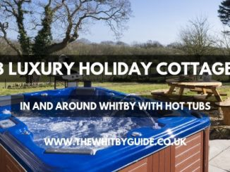 8 Luxury Holiday Cottages in and around Whitby with Hot Tubs - Header