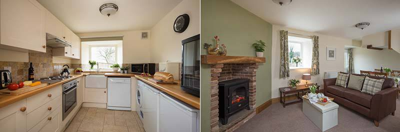 Fern Cottage nr Whitby with Hot Tub