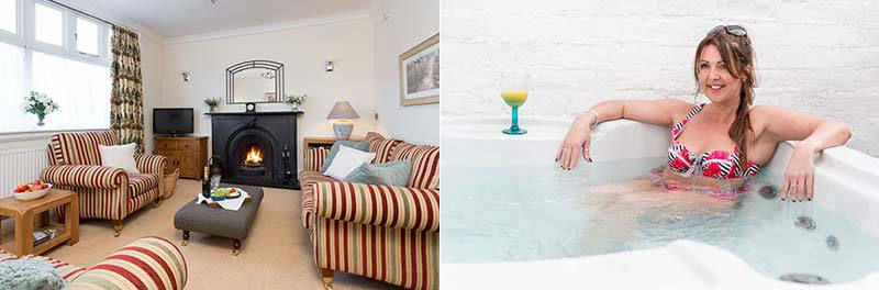 Linskill Cottage Whitby with Hot Tub