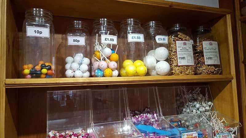 Hunter's Sweet Shop Whitby