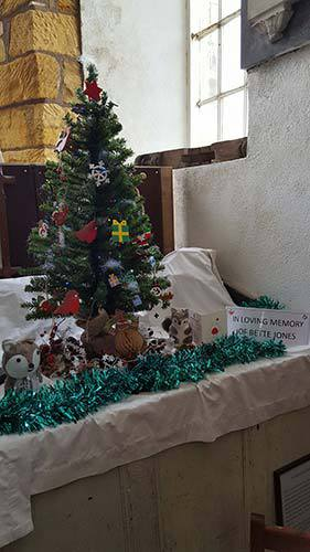 St Mary's Church Christmas Tree Festival Whitby